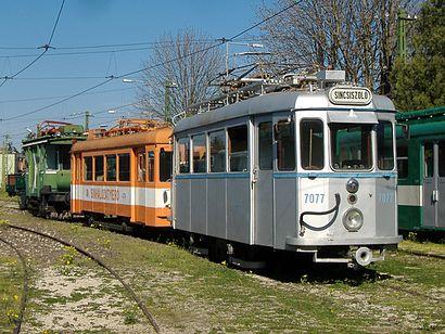Menetrendek Városi Tömegközlekedési Múzeum tömegközlekedéssel