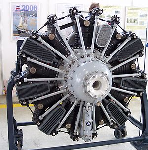 BMW 114 - Preserved BMW-Lanova 114 diesel engine