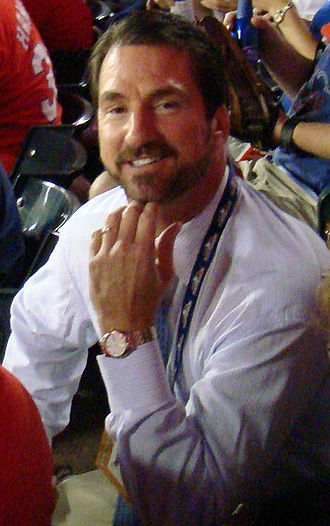 Babe Laufenberg - Laufenberg at the 2010 World Series