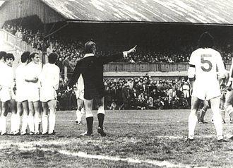 FK Bačka 1901 - FK Bačka 1901 - AIK Bačka Topola in Subotica (1970s)