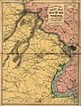 Bacon's new army map of the seat of war in Virginia, showing the battle fields, fortifications, etc., on & near the Potomac River LOC 99448473.jpg