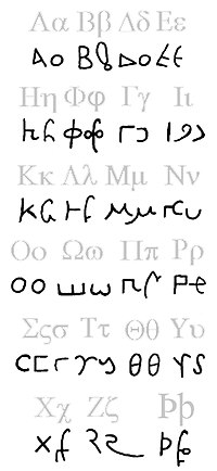Bactrian alphabet (block and cursive letters).jpg