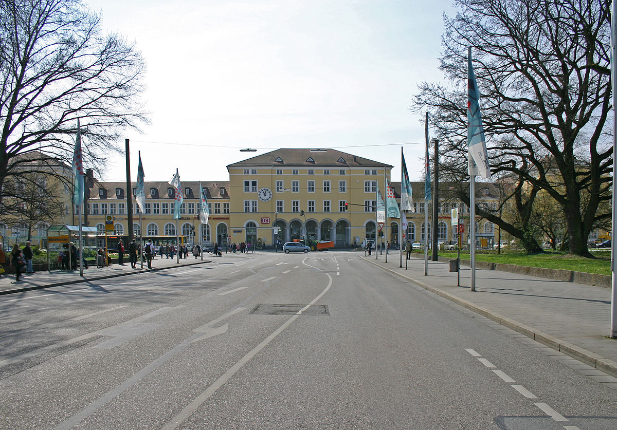 Regensburg Hauptbahnhof