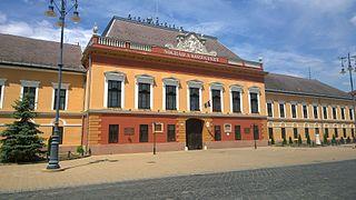 Balassagyarmat Town in Nógrád, Hungary
