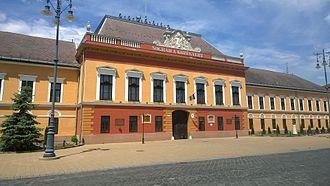 Balassagyarmat - Balassagyarmat County Hall