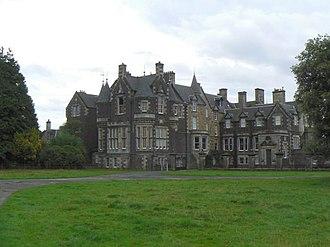 Anna Mackenzie - Balcarres House