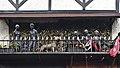 Balcony statues, Oriel & Hardie House.jpg