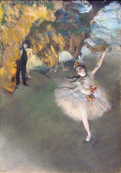 Fichier:Ballet dEdgar Degas (Musée dOrsay) (3210104203).jpg
