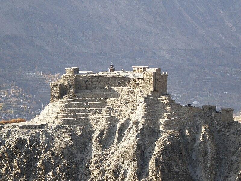 Baltit Fort East Elevation.JPG