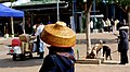 Bamboo Hats - A touch of The Orient. (35461211575).jpg