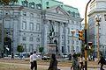 Banco de la Nacion Argentina visto desde Plaza de Mayo.jpg
