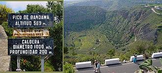 Province of Las Palmas - Bandama Caldera