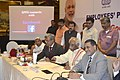 Bandaru Dattatreya launching the social media platforms of the Employees Provident Fund Organisation, on the occasion of 'Good Governance Day', in Hyderabad on December 25, 2015.jpg