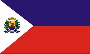 Guarapari - Image: Bandeira Guarapari
