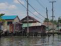 Bangkok along the Chao Phraya and Wat Arun (14881626790).jpg