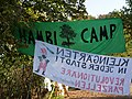 "Banner at ""HambiCamp"".jpg"