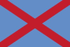 Banner of the Irish Blueshirts.