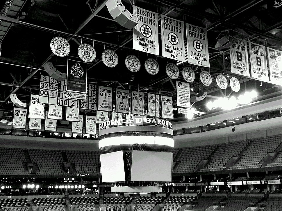 Banners at the Garden