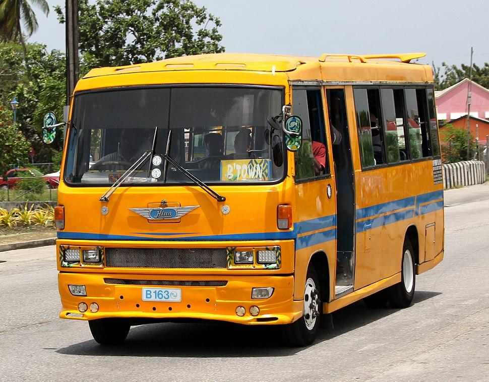 Barbados Midibus1