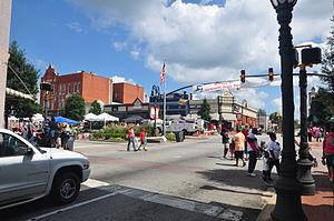 Barnesville, Georgia - Buggy Days Festival