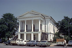 Barnwell County Courthouse, June 1968