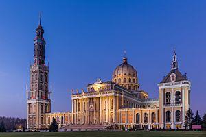 Basilica of Our Lady of Licheń - Image: Basílica de Nuestra Señora de Licheń, Stary Licheń, Polonia, 2016 12 21, DD 36 38 HDR