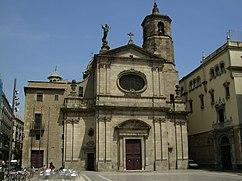 Basílica de la Merced, Barcelona (1765-1775)
