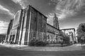 Basilique Saint-Sernin - 2012-04-30 - BW.jpg