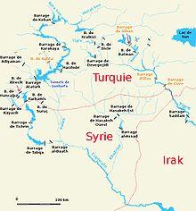 Map Of Asia Euphrates River.Euphrates Wikipedia