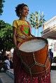 Bate Palmas Girl drummer.JPG