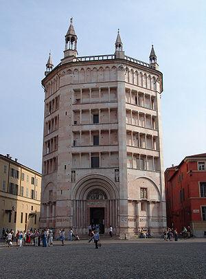 Parma - Baptistery of Parma, 1196-1270