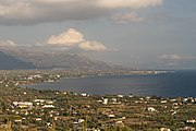 Bay east of Eretria Euboea Greece.jpg