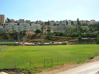 Bayit VeGan - Beitar Jerusalem soccer field