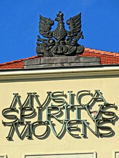 The Feliks Nowowiejski Academy of Music in Bydgoszcz