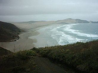 Muriwhenua - Cape Reinga, Far North, in the rohe (tribal area) of the Muriwhenua people.