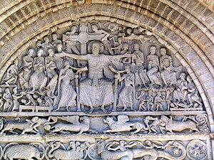 Beaulieu-sur-Dordogne - Image: Beaulieu sur Dordogne south portal