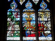 Beauvais (60), église Saint-Étienne, baie n ° 12d.JPG