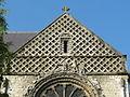 Beauvais (60), église Saint-Étienne, croisillon nord, pignon 2.JPG