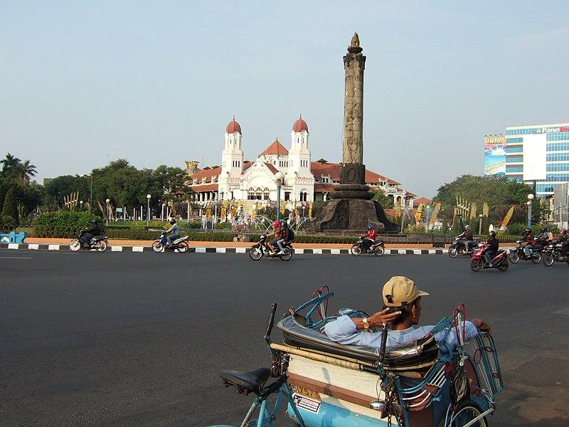 Vé máy bay giá rẻ đi Pekanbaru Indonesia