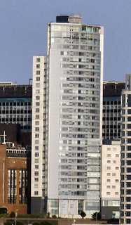 Beetham Tower, Liverpool apartment building in Liverpool, England