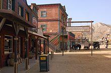Oasys mini hollywood wikipedia for Casette della loggia del deserto della wisconsin
