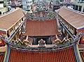 Beigang Beigang Chaotian Temple Dachlandschaft 11.jpg