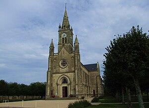 Beire-le-Châtel - Image: Beire le Châtel Eglise Saint Laurent