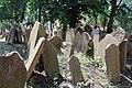 Beit Kevaroth Jewish cemetery Prague Josefov IMG 2797.JPG