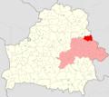 Belarus, Mahilioŭskaja voblasć, Horacki rajon.png