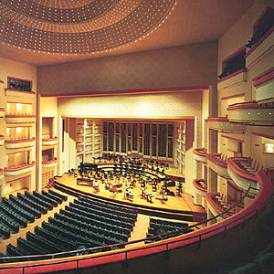 North Carolina Blumenthal Performing Arts Center - Belk Theater