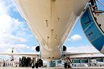 Belly of a Dniproavia Embraer ERJ-145EP at Kharkiv Airport.jpeg
