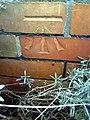 Benchmark on ^56 Mitchelmore Road - geograph.org.uk - 2287169.jpg