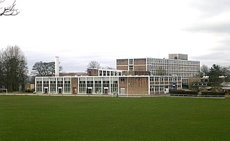 Benton Park School - Benton Park School in 2009