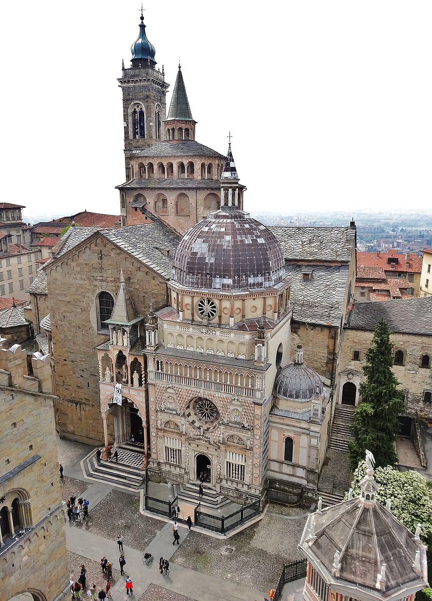 Bergamo Alta - Santa Maria Maggiore e Cappella Colleoni